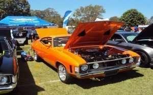 XA Coupe Muscle