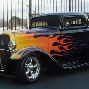 Hot Rod Windscreens